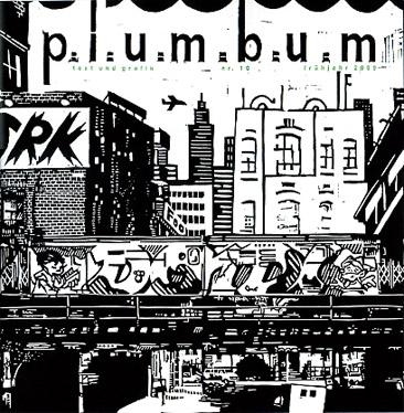 Literaturzeitschrift plumbum