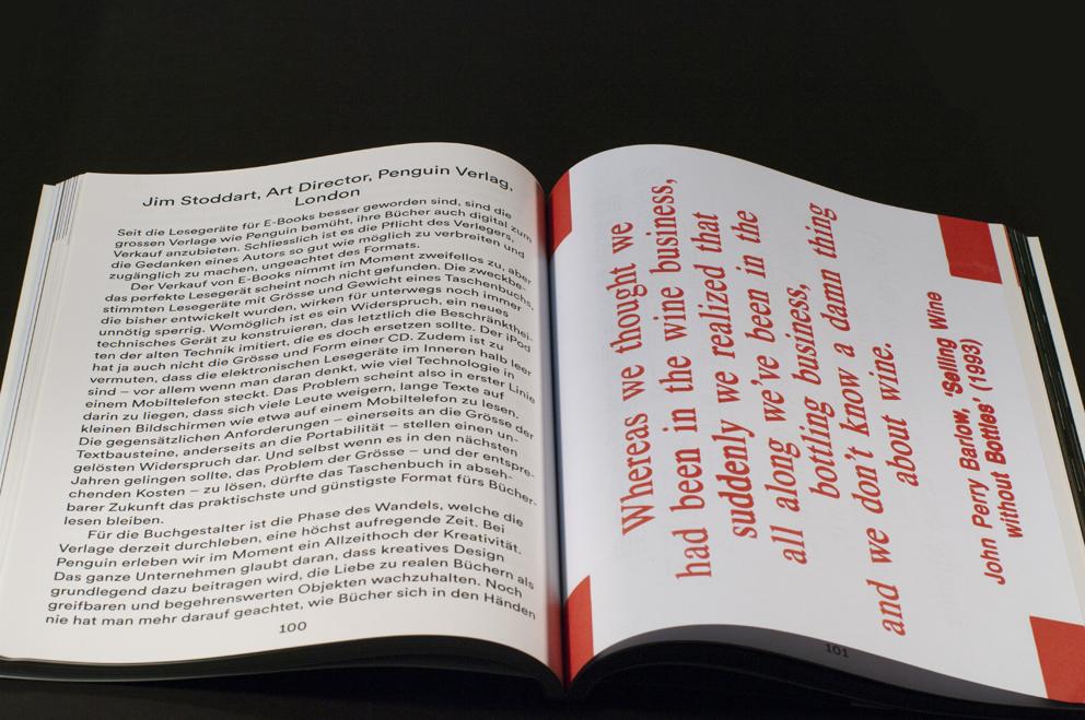 Die schönsten Schweizer Bücher